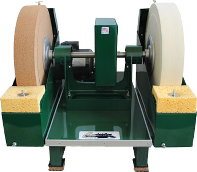 covington 16 inch cork and felt glass polisher 5016gp