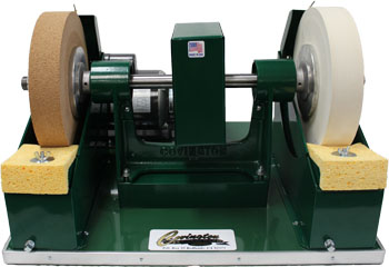 covington 10 inch cork and felt glass polisher 5050gp